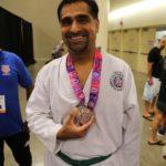 Bronze medal at AAU Taekwondo Nationals – Nishant Joshi